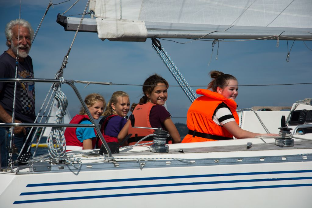 Vild med Vand Kom ombord Foto: Lone Rubin