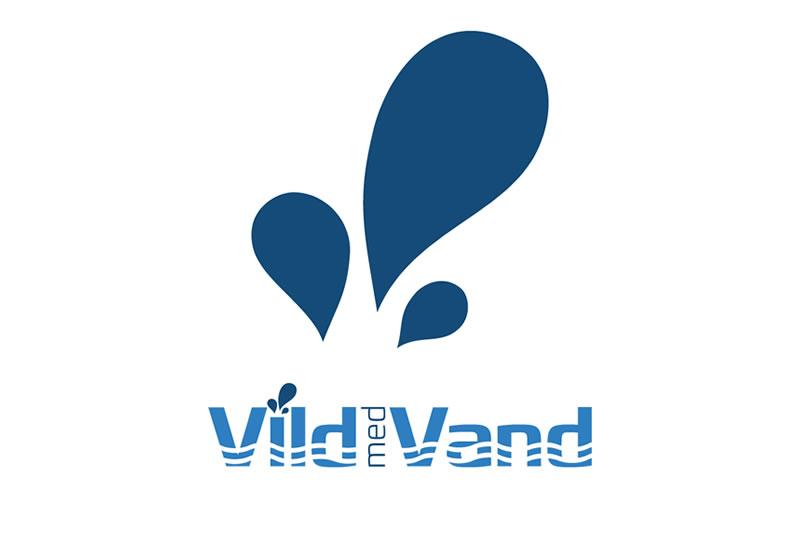 Vild med vand logo
