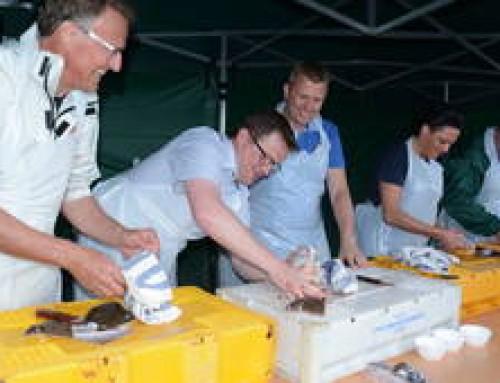 Havnens Dag: Alt gik i fisk for borgmesteren