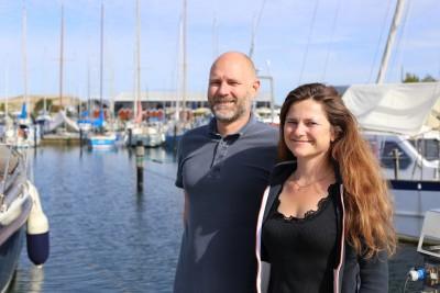 Lone & Christian fra Vild med Vand
