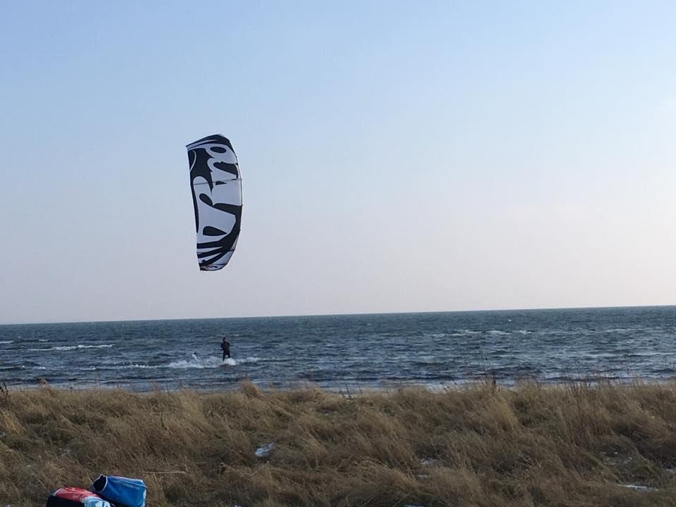 Bisserup Havn - image Kite on https://www.vildmedvand.dk