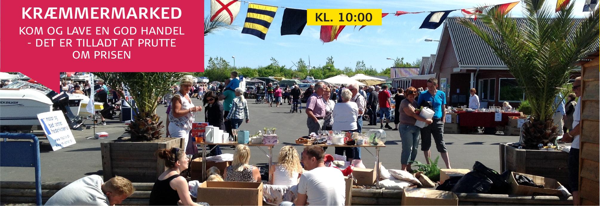 KRÆMMERMARKED - image Kræmmermarked on https://www.vildmedvand.dk