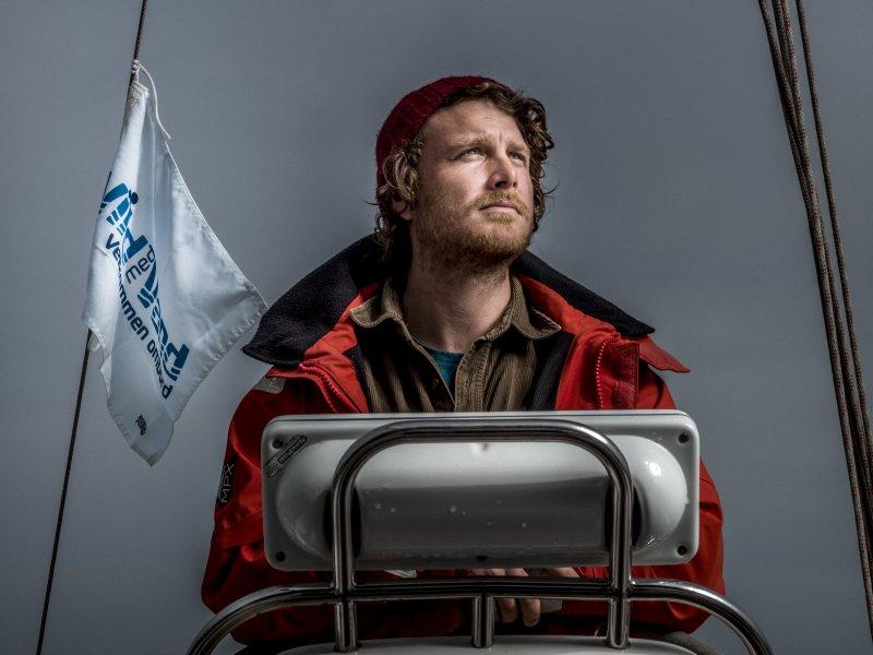 Theis er ambassadør for Havnens Dag 2018: HAVET GIVER MIG RO - image CF037842 on https://www.vildmedvand.dk