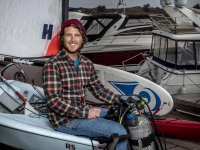 Theis er ambassadør for Havnens Dag 2018: HAVET GIVER MIG RO - image CF037858-400x300 on https://www.vildmedvand.dk