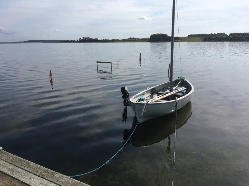 Fjordtri - image jolle-sejllads on https://www.vildmedvand.dk