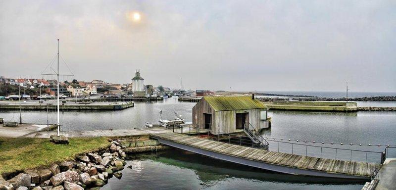 Blå Flag – Fang og smag – Velkommen på Havnen - image Hasle-Havn-3-Mikael-Vang on https://www.vildmedvand.dk