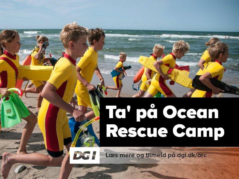 Naturlegepladsen ved Brejning Lystbådehavn - image DGI-OCEAN-RESCUE-CAMP on https://www.vildmedvand.dk
