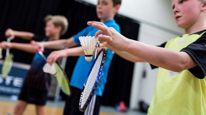 Fiskeri og Fritid - image badminton on https://www.vildmedvand.dk