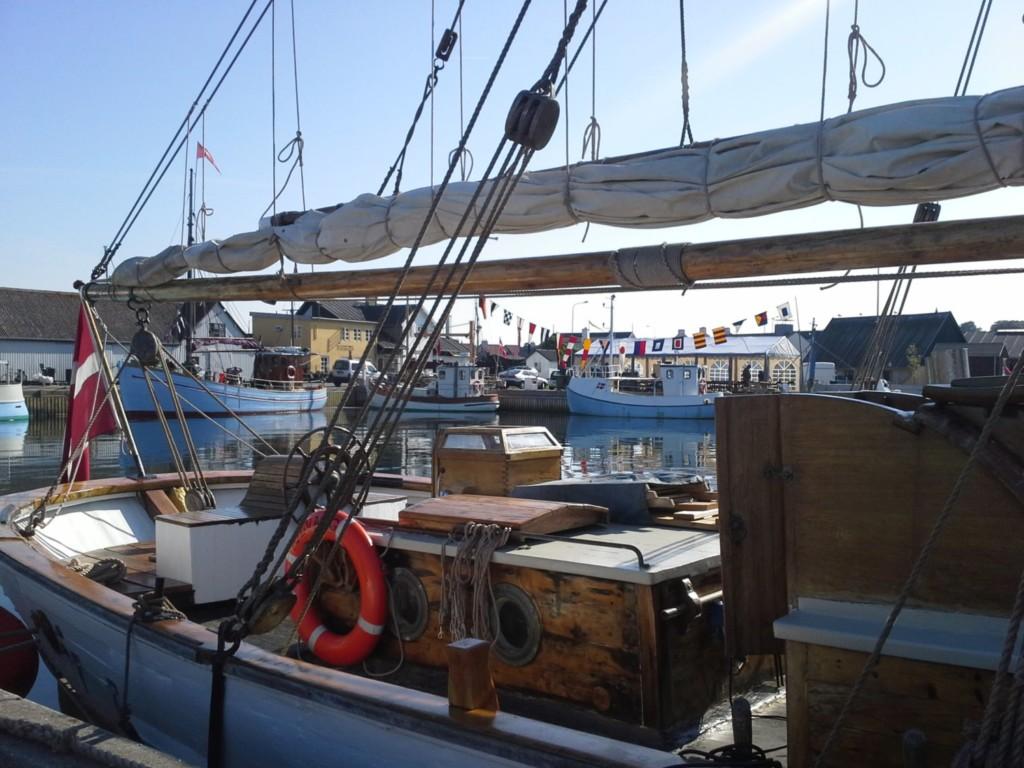 Ebeltoft Havne- og Kulturfestival 1
