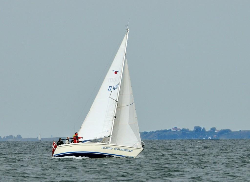 Åben Båd – Præstø Sejlklubs Sejlerskole 1