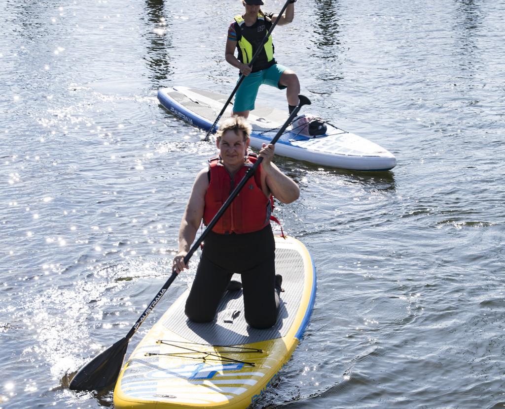 vandsport på Attrup havn 1