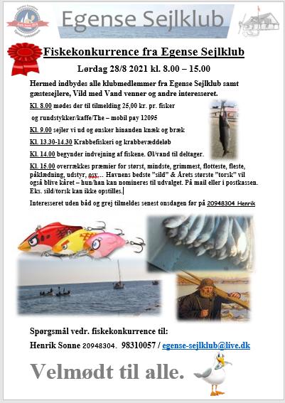ES – Fiske konkurrence for alle 1