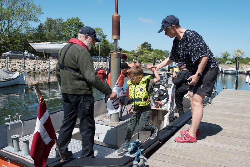 Havnens Dag lørdag den 12. juni i Otterup Lystbådehavn – kom og få en sejltur 1