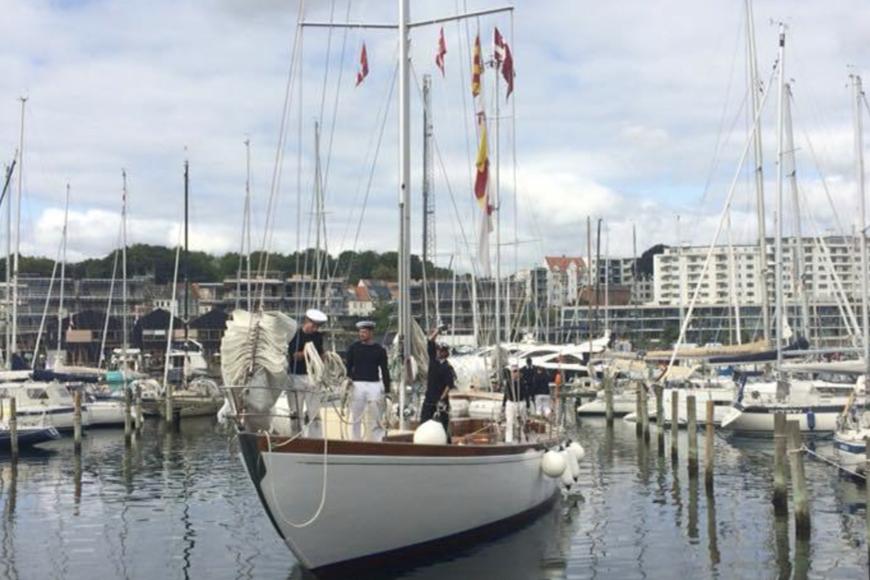 Kom med på en sejltur, som en del af Foodweek på Århus Lystbådehavn – maritime oplevelser og mad fra havet 1